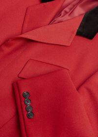 Fox Hunt Ball Twill Coat, thumbnail 4
