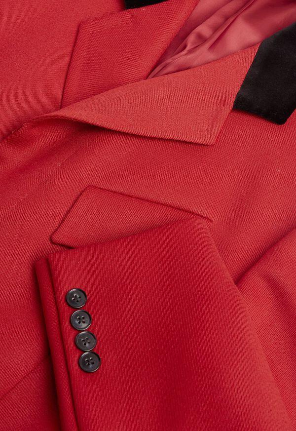 Fox Hunt Ball Twill Coat, image 4