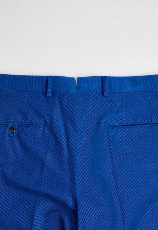Blue Horizontal Corduroy Pant, image 4