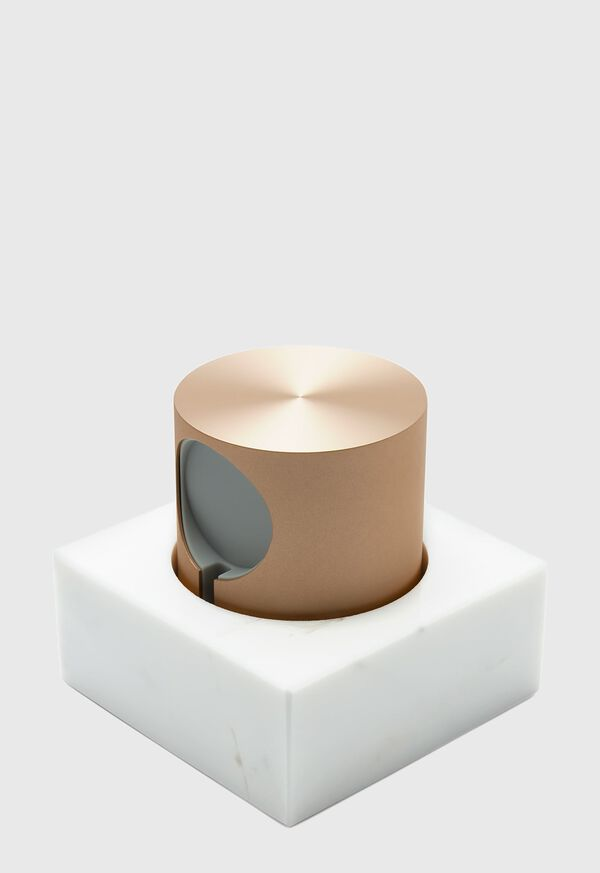 White Marble Apple Watch Charging Dock, image 1