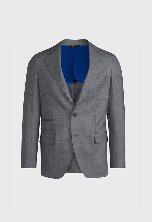 Solid Wool Jacket