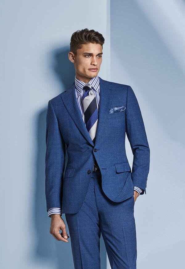 Shop Look 3 - Blue Suit, image 1