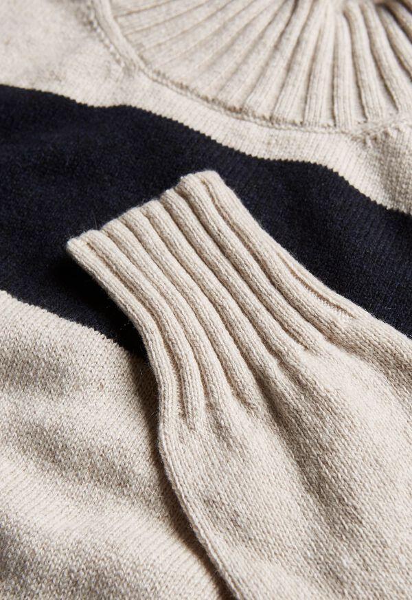 Striped Cashmere Sweater, image 3