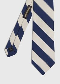 Mogador Summer Club Stripe Tie, thumbnail 1