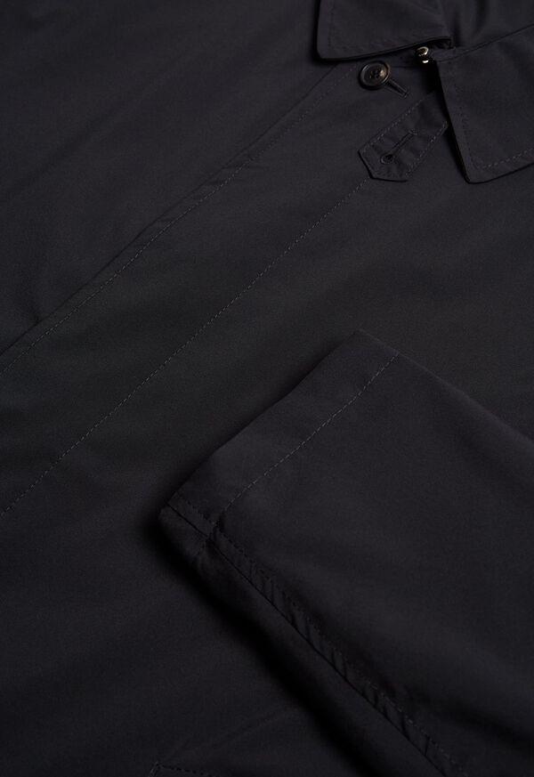 Packable Water Repellent Trench Coat, image 3