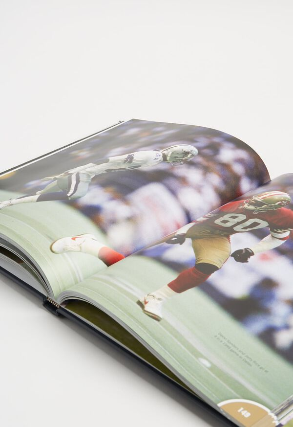 NFL Leather Book, image 3