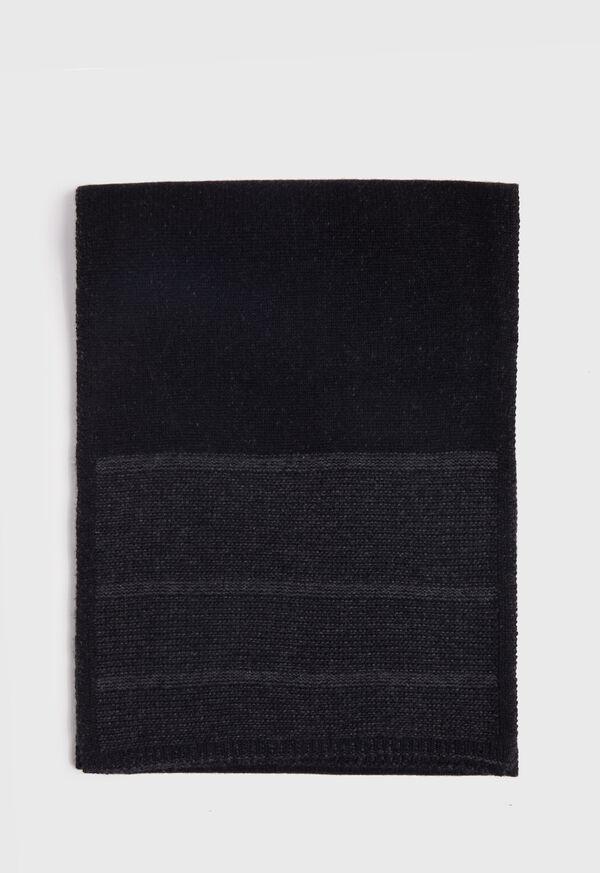 Cashmere Plaited Scarf, image 2