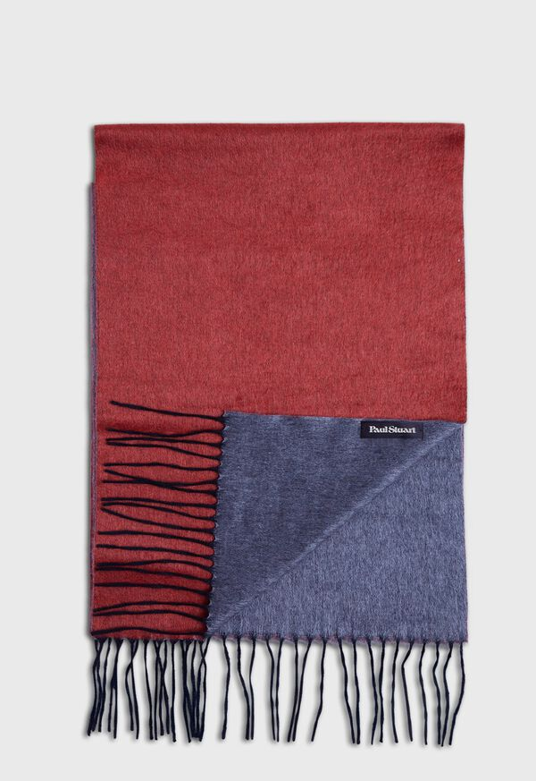 Double Face Scarf, image 1