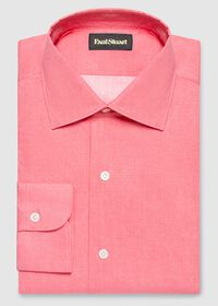 Cotton Crosshatch Sport Shirt, thumbnail 1