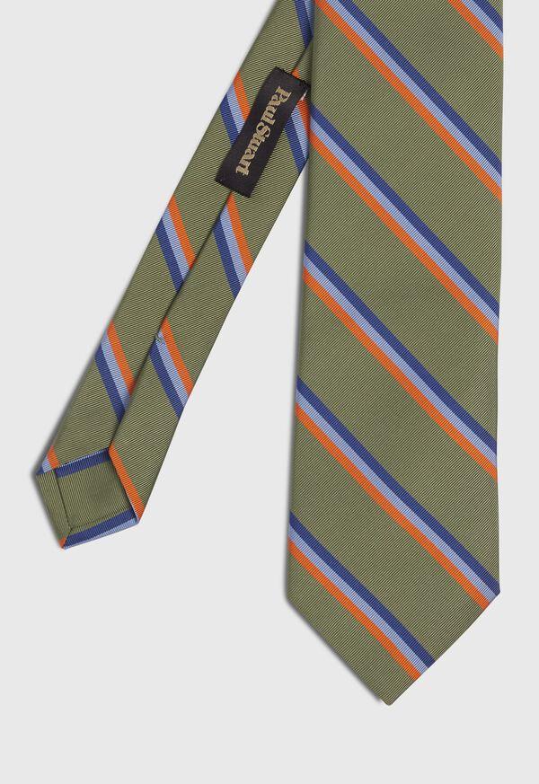 Mogador Thin Stripe Tie, image 1
