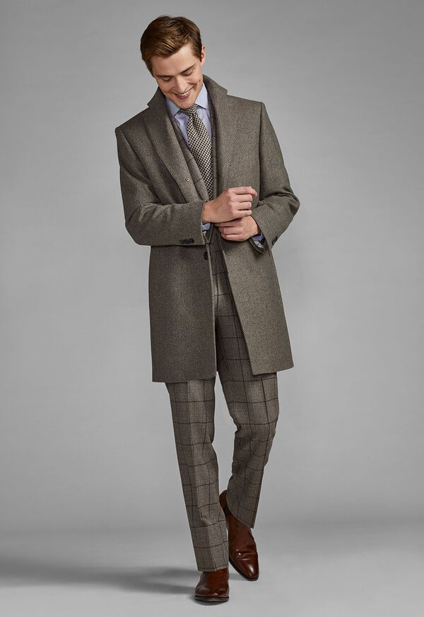 Welt Pocket Overcoat, image 2