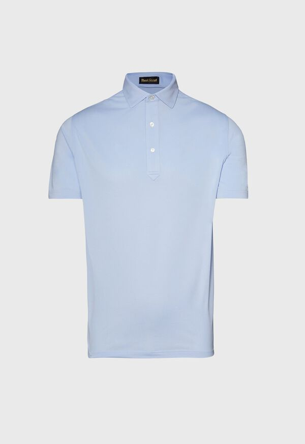 Solid Oxford Performance Polo, image 1