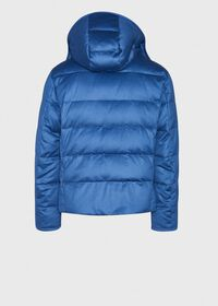 Cashmere Quilted Down Puffer Jacket, thumbnail 3