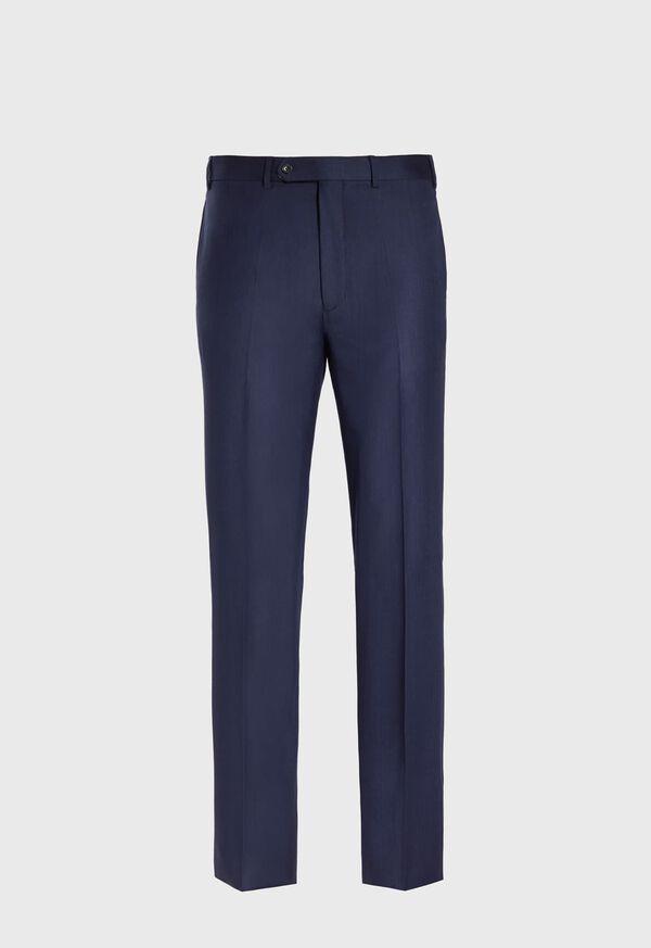 Super 110s Wool Dress Trouser, image 1