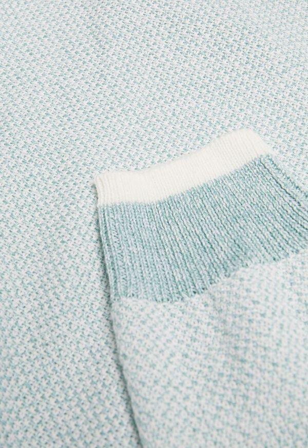 Marled Crew Neck Sweater, image 2