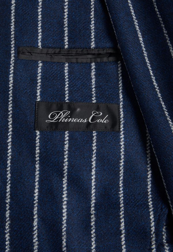 Stripe Wool Jacket, image 3