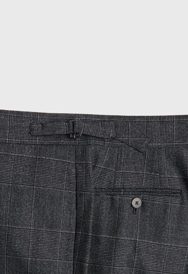 Grey Plaid Suit, image 7