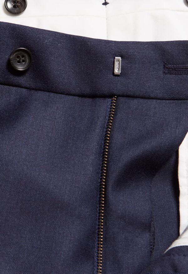 Super 110s Wool Dress Trouser, image 2