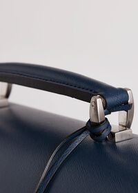 Single Gusset Briefcase With Curved Front Pocket, thumbnail 5