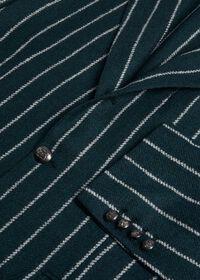 Stripe Wool Jacket, thumbnail 2