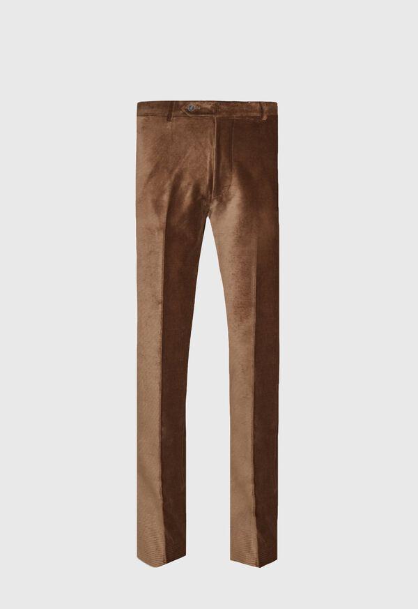 Tan Corduroy Dress Pant