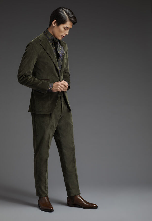 Pincord Suit, image 4
