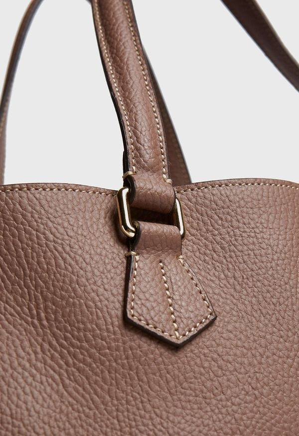 Deerskin Leather Tote, image 4