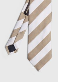 Thick Striped Tie, thumbnail 1