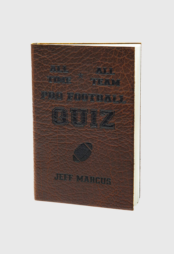 Pro Football Quiz, image 1
