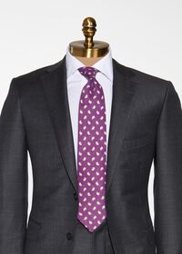 Tossed Framed Paisley Tie, thumbnail 2