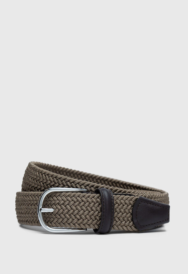 Stretch Woven Belt, image 1
