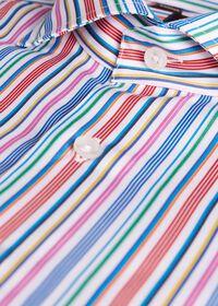 Multi Stripe Sport Shirt, thumbnail 2