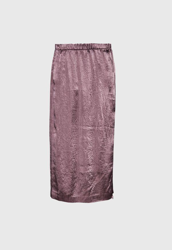 Bordeaux Maxi Skirt, image 1