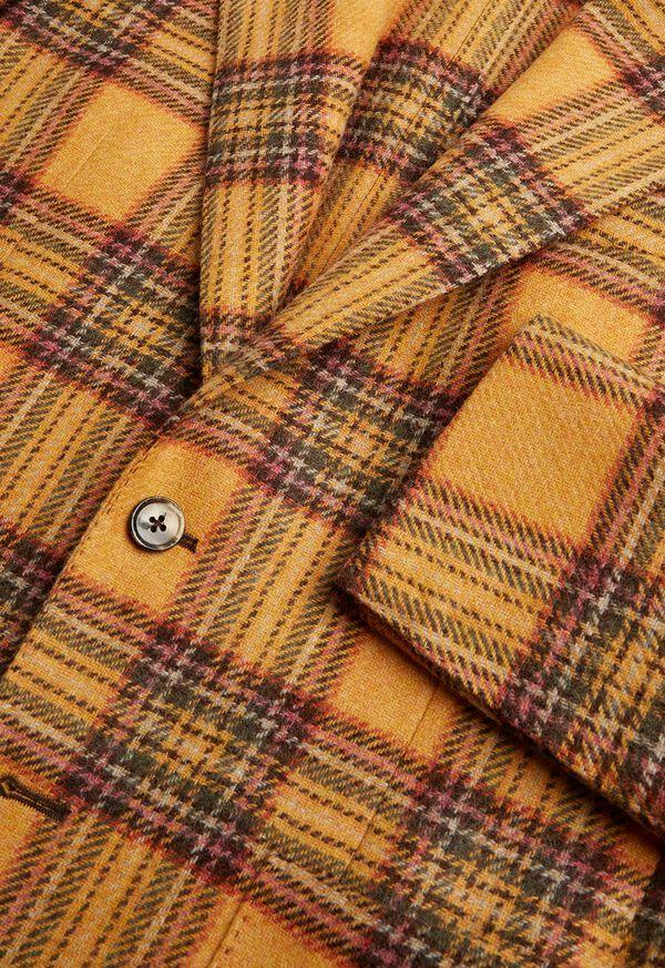 Plaid Soft Jacket, image 2