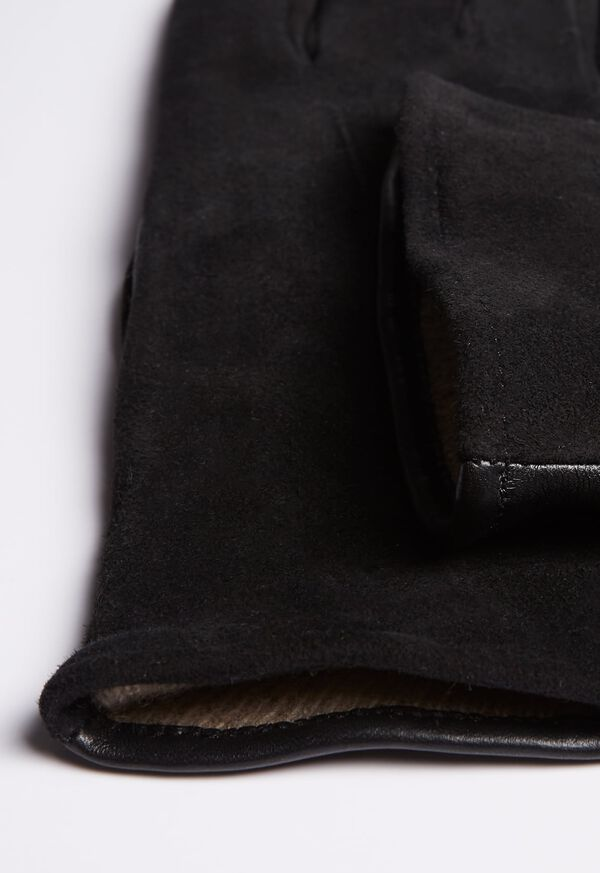 Capeskin and Suede Touch Screen Glove, image 2