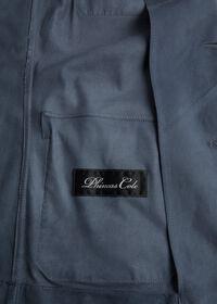 Safari Style Suede Jacket, thumbnail 2