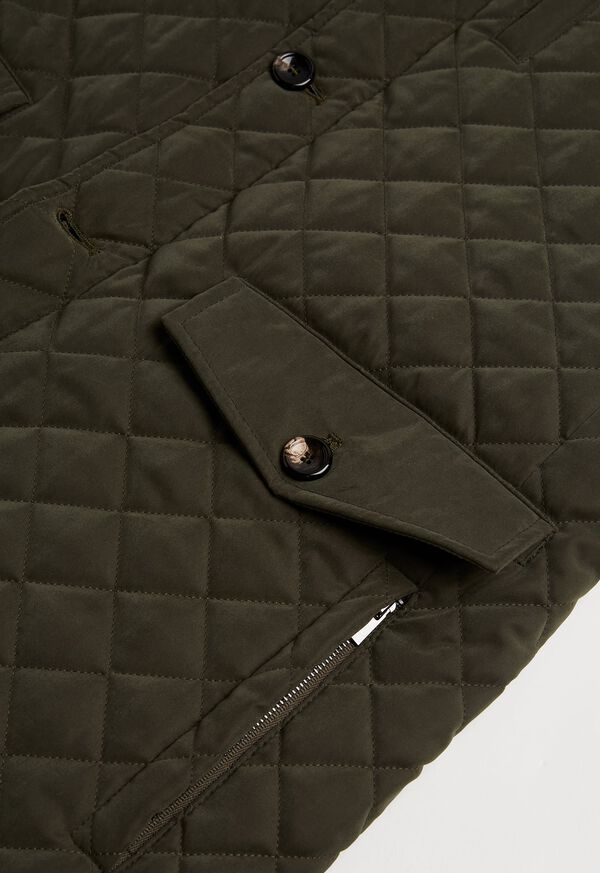 Belsetta Quilted Field Coat, image 3