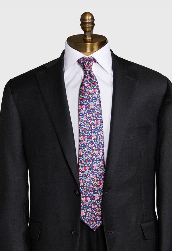 Allover Floral Tie, image 2