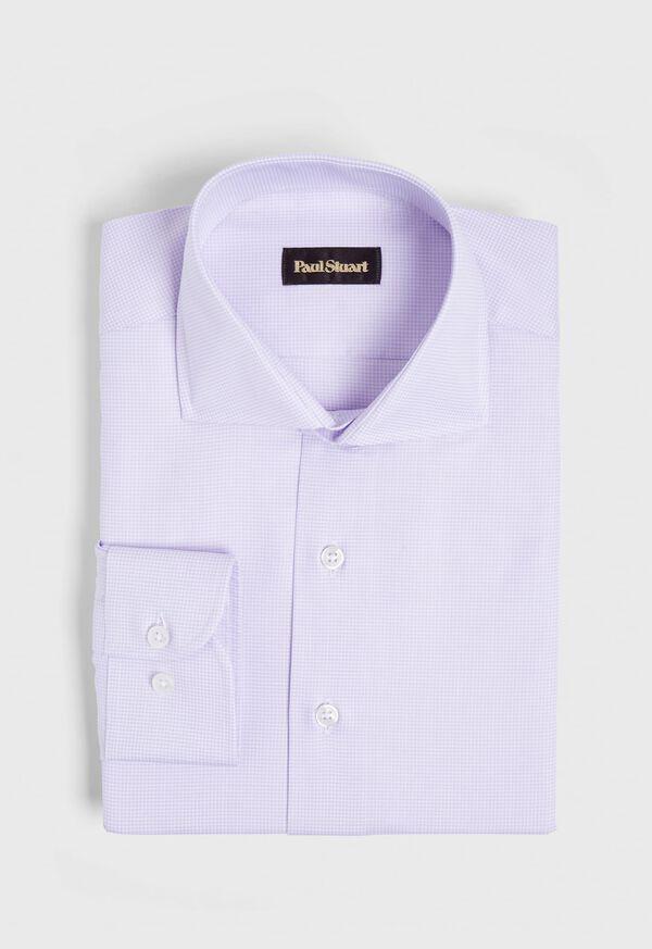 Mini Houndstooth Sport Shirt, image 1