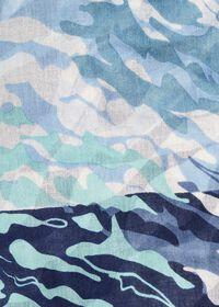 Camo Print Scarf, thumbnail 2