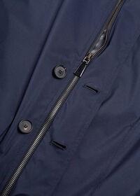 Navy Packable Jacket, thumbnail 5