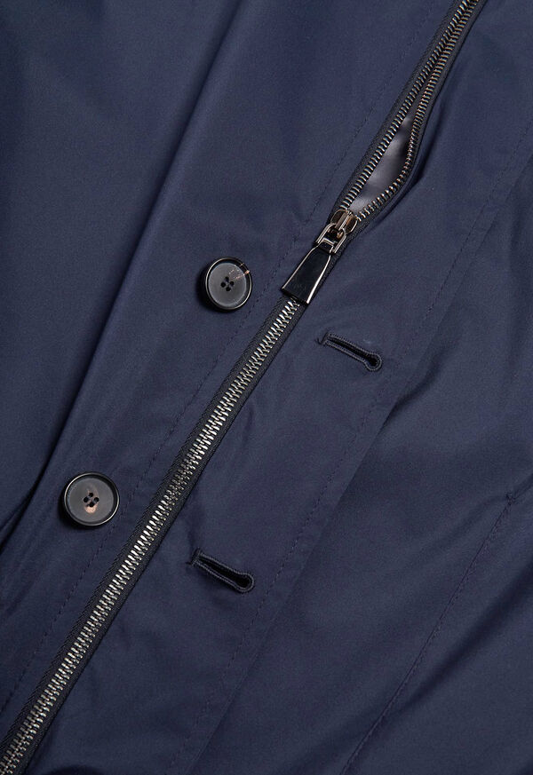 Navy Packable Jacket, image 5