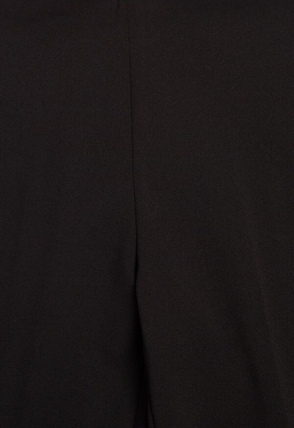 Crepe Side Zip Pant, image 2