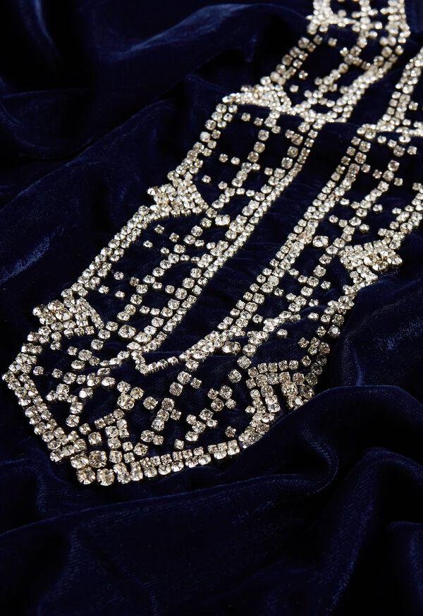 Diamond Velvet Tunic, image 6