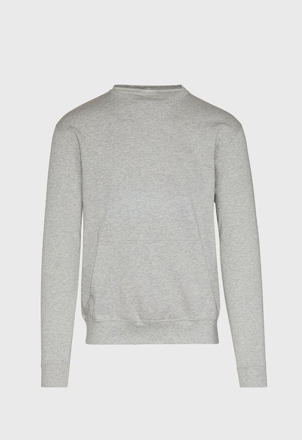 Pima Cotton Pullover, image 1