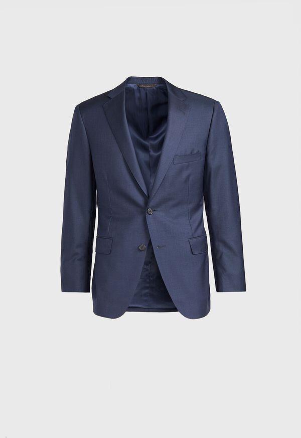Paul Fit Sharkskin Super 110s Suit, image 3