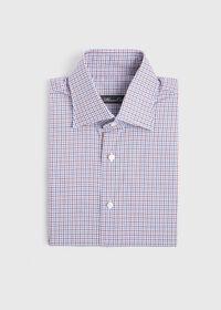 Mini Check Dress Shirt, thumbnail 1
