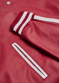 Crimson Bomber Jacket, thumbnail 3