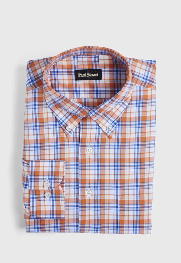 Plaid Sport Shirt