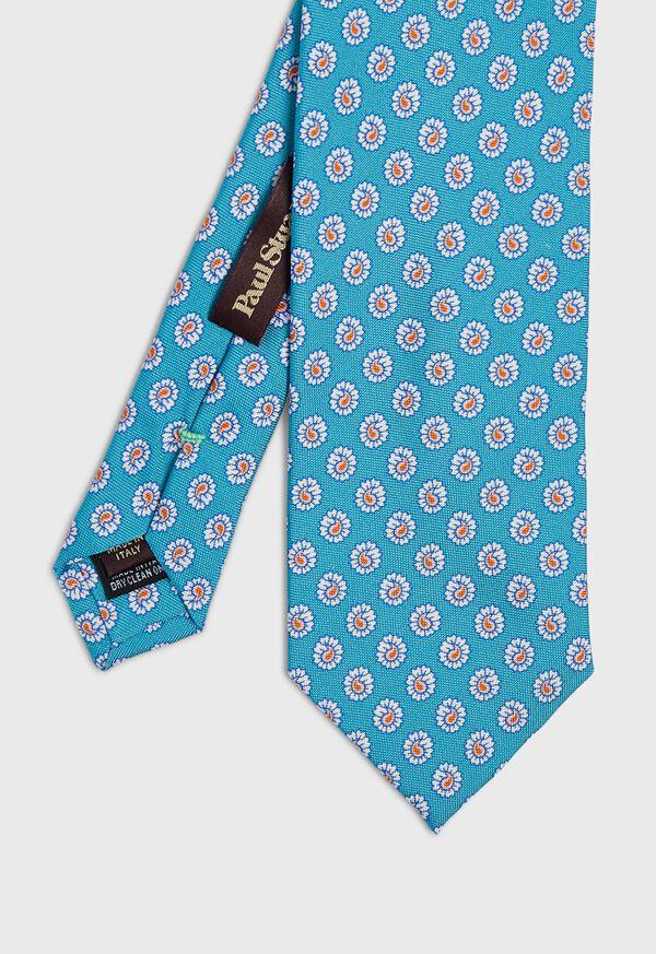 Mini Paisley Silk Tie, image 1